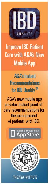 AGA's Instant Recommendations for IBD Quality